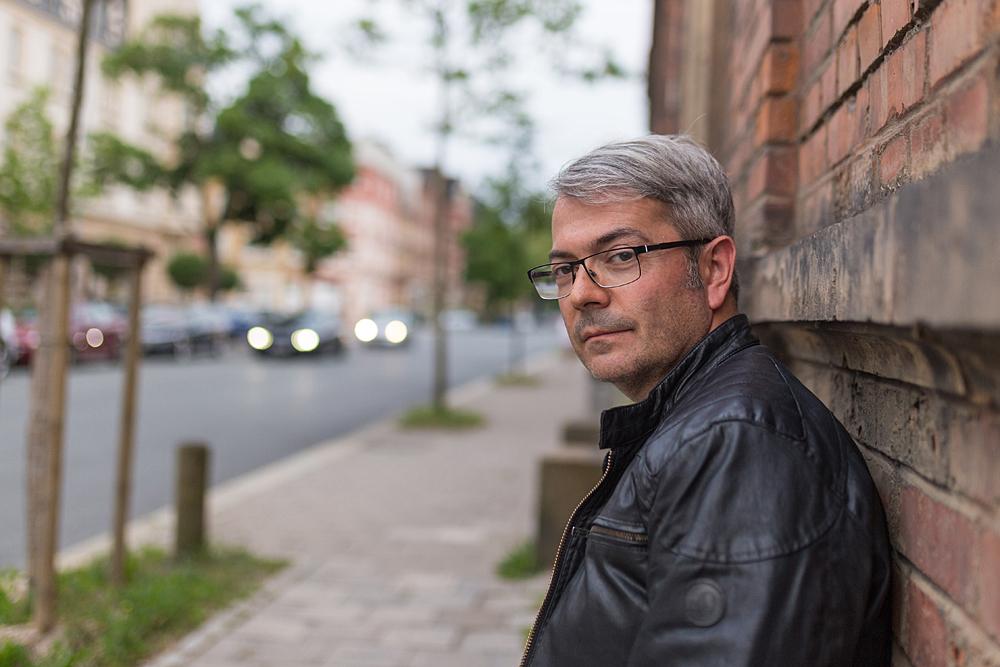 Juan Paton Sanchez Portraet